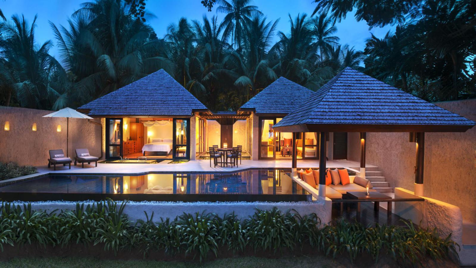Pool Villa Suites