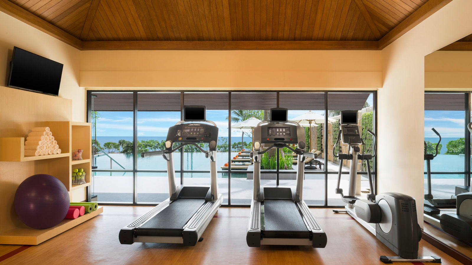 Sheraton Fitness at Sheraton Hua Hin Pranburi Villas