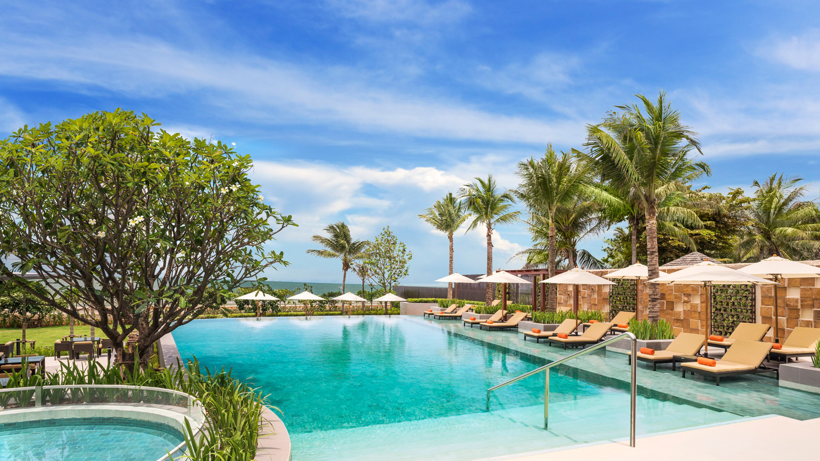 Exclusive Facilities, Sheraton Hua Hin Pranburi