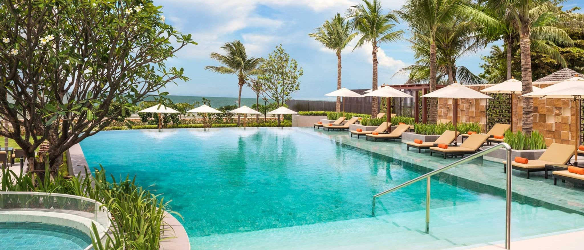 Sheraton Hua Hin Pranburi Villas - Swimming Pool